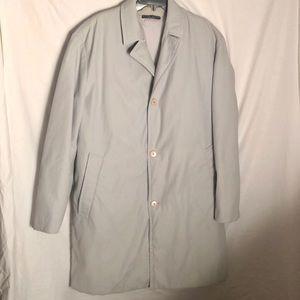 Hugo Boss Coat w/ Detachable Vest 42R
